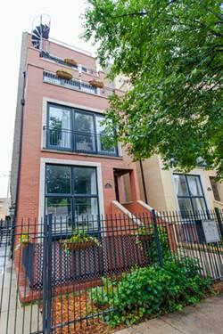 613 N Noble Unit 2, Chicago, IL 60642 Noble Square
