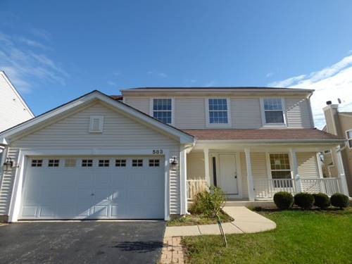 583 N Overlook, Round Lake, IL 60073
