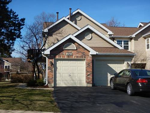 1083 Rockport Unit 1083, Carol Stream, IL 60188
