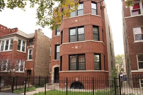 4731 N Monticello Unit 2, Chicago, IL 60625