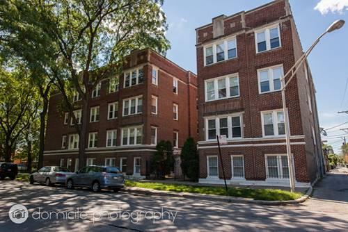 3739 W Argyle Unit 3, Chicago, IL 60625