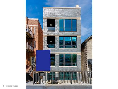 1448 W Chestnut Unit 3, Chicago, IL 60642 Noble Square