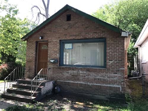 1727 W 106th, Chicago, IL 60643