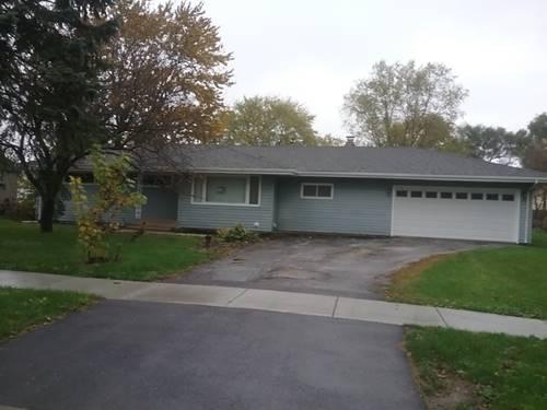 5660 W Wilson, Monee, IL 60449