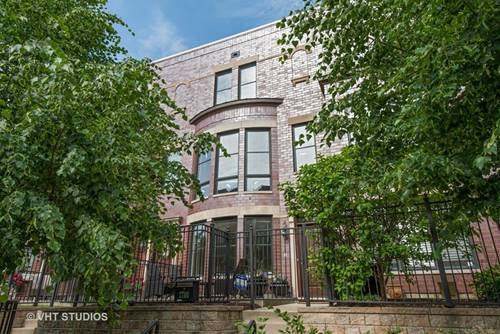2700 N Hermitage, Chicago, IL 60614 West Lincoln Park