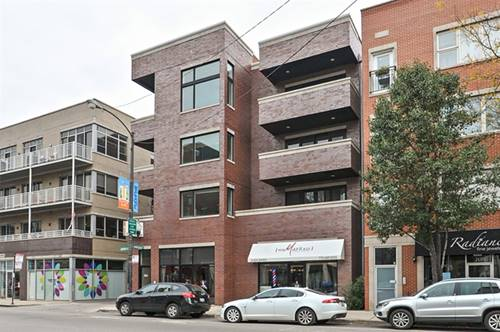 2143 N Damen Unit 302, Chicago, IL 60647 Bucktown