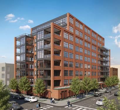 1109 W Washington Unit PH8D, Chicago, IL 60607 West Loop