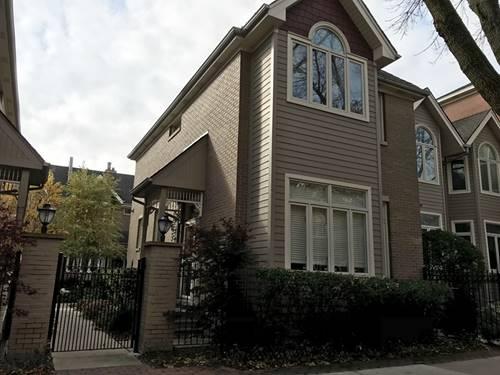 1241 W Fletcher Unit H, Chicago, IL 60657 Lakeview