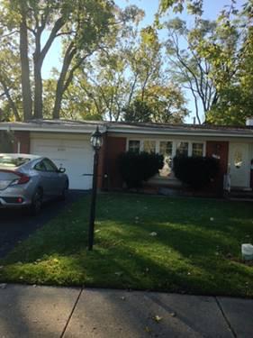 7337 Palma, Morton Grove, IL 60053