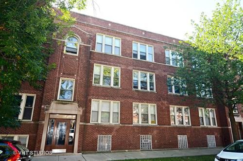 2003 W Warner Unit 2, Chicago, IL 60618 North Center