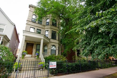 4537 N Greenview Unit 3, Chicago, IL 60640 Uptown