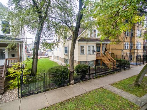 2908 N Albany, Chicago, IL 60618
