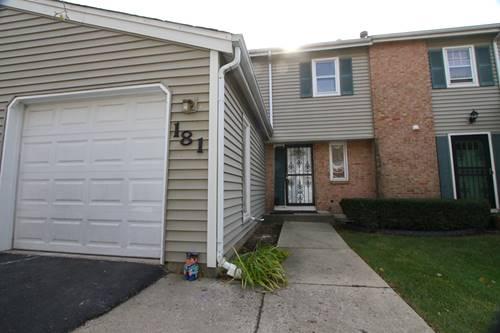 181 Jeffrey, Bolingbrook, IL 60440