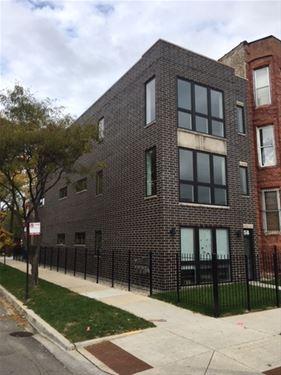 2158 W Adams Unit 3, Chicago, IL 60612
