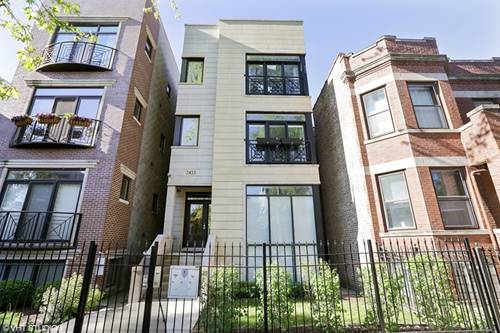 2453 W Thomas Unit 1, Chicago, IL 60622