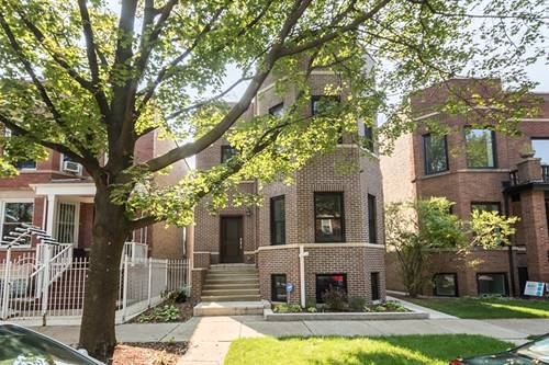2445 W Eastwood, Chicago, IL 60625 Lincoln Square