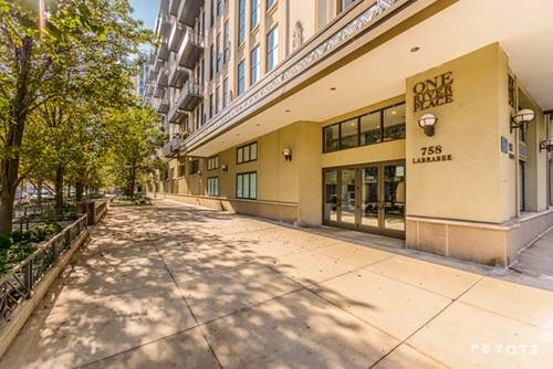 758 N Larrabee Unit 807, Chicago, IL 60610 River North