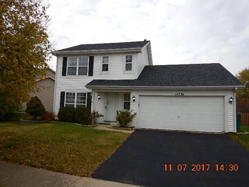 14236 S Monticello, Plainfield, IL 60544