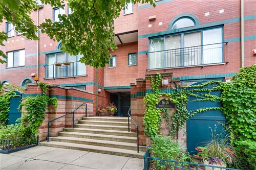 1616 N Hudson Unit 5, Chicago, IL 60614 Lincoln Park