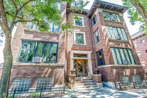 3753 N Pine Grove Unit 2, Chicago, IL 60613 Lakeview