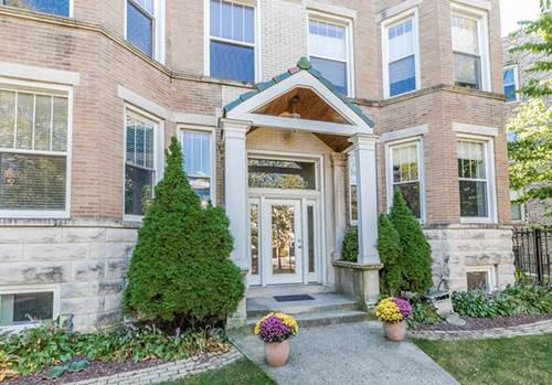3231 W Palmer Unit G, Chicago, IL 60647 Logan Square