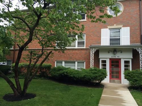 2545 Bennett Unit 1, Evanston, IL 60201