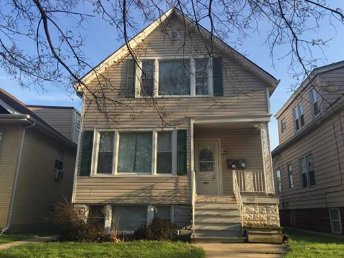 5917 W Eastwood, Chicago, IL 60630
