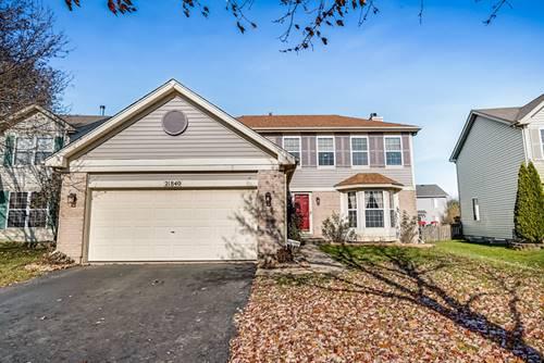 21840 W Knollwood, Plainfield, IL 60544