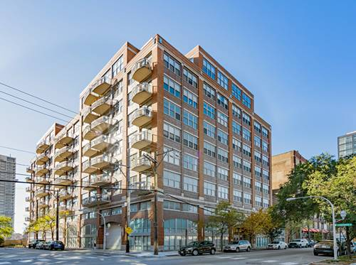 933 W Van Buren Unit 607, Chicago, IL 60607 West Loop