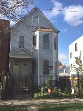 1624 N Avers, Chicago, IL 60647