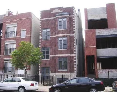 1306 N Bosworth Unit 1, Chicago, IL 60642 Wicker Park