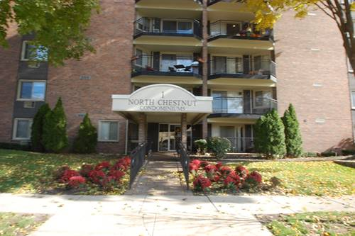 1 N Chestnut Unit 4H, Arlington Heights, IL 60005
