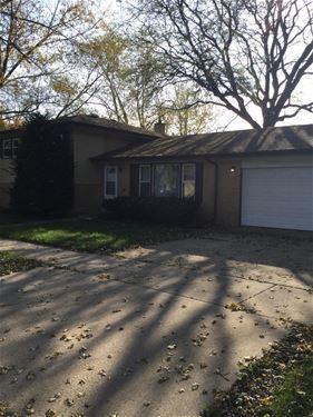 1205 Evergreen, Homewood, IL 60430