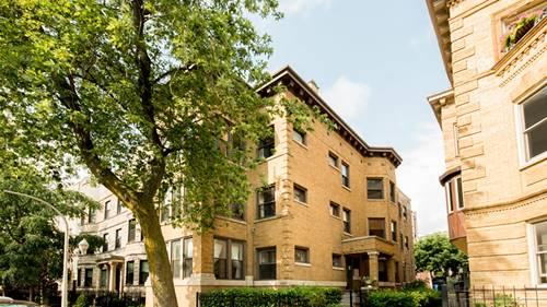 4030 N Clarendon Unit 1, Chicago, IL 60613 Uptown