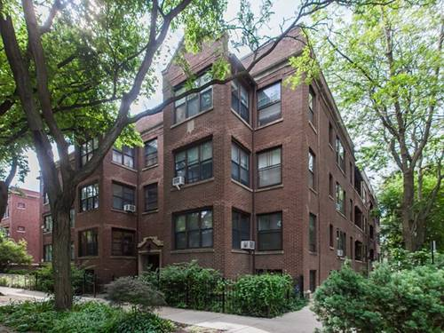 1455 W Rosemont Unit 1, Chicago, IL 60660 Edgewater