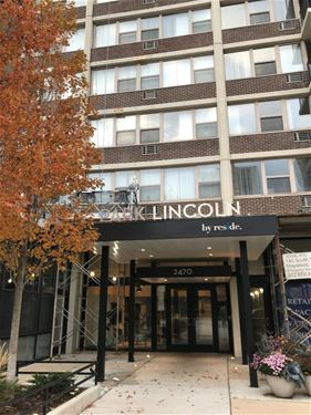 2470 N Clark Unit 1409, Chicago, IL 60614 Lincoln Park
