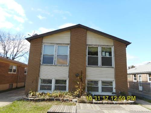 12724 S Muskegon, Chicago, IL 60633