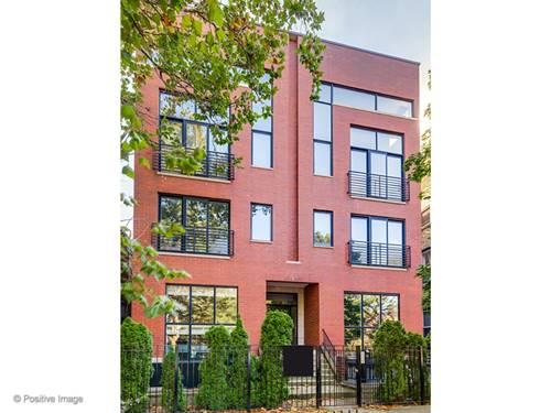 1651 W Huron Unit 1E, Chicago, IL 60622 Noble Square