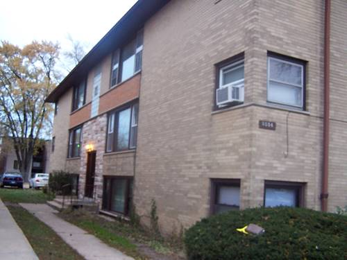 3504 Adams Unit GARDEN, Bellwood, IL 60104