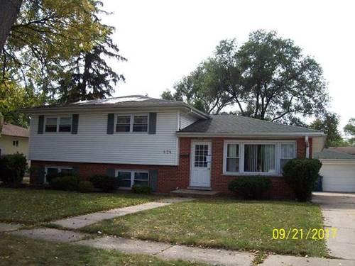 424 S Cherry Hill, Addison, IL 60101