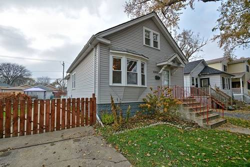 10922 S Troy, Chicago, IL 60655