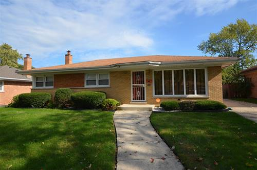 16639 Dobson, South Holland, IL 60473