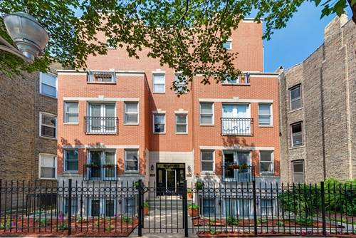 3124 N Seminary Unit 1, Chicago, IL 60657 Lakeview