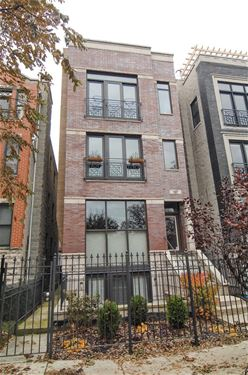 1827 W Iowa Unit 3, Chicago, IL 60622 Noble Square