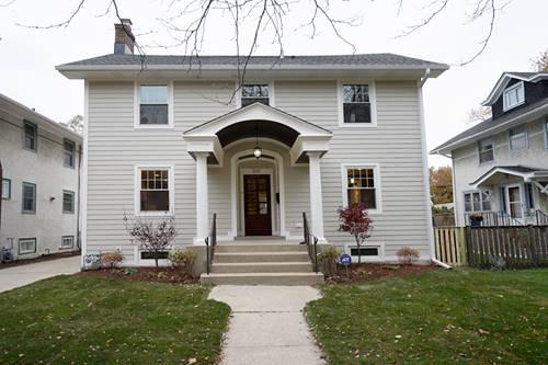 841 N Euclid, Oak Park, IL 60302