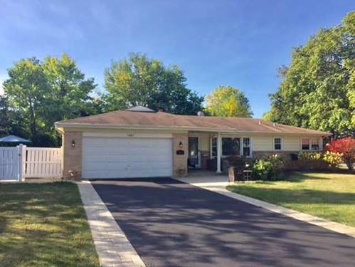 1441 Huntington, Glenview, IL 60025