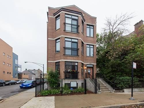 1501 W Augusta Unit 1, Chicago, IL 60642 Noble Square