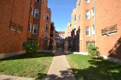 1638 W Greenleaf Unit 1N, Chicago, IL 60626