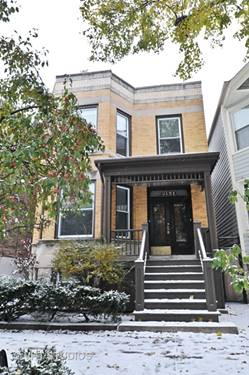 2151 W Bradley Unit 2, Chicago, IL 60618