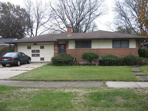 341 W Kathleen, Des Plaines, IL 60016